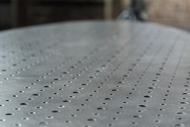 鉄テーブル