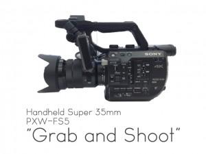 """すごいカメラが来た!!""""Grab and Shoot""""リ..."""