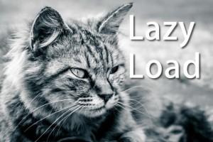 サイト読み込み改善にlazyloadを改めて使用してみたず。