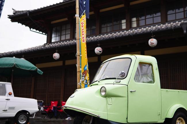 オールドカーフェスタ 熊本