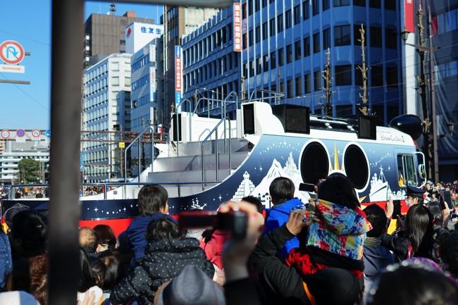 熊本 ディズニーパレード
