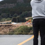 熊本地震で崩落した「阿蘇大橋」の現在の様子