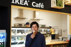 イケア熊本にもついにソフトクリームとホットドックがやってきた!
