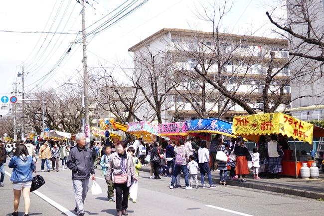 桜マルシェ 2017