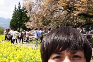 春の風物詩!南阿蘇・一心行の大桜を観に行ってきた