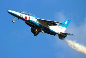 ブルーインパルスが熊本を飛ぶよ!4/23に復興支援特別飛行が決定