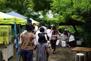 お寺で開催されるマルシェ!泰勝寺「お茶市」に参加してきました