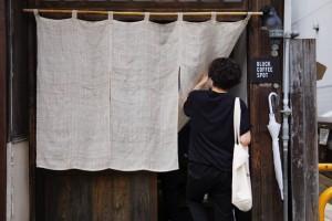 熊本に新しくカフェがOPEN!のれんがあるコーヒー屋さんグラックコーヒースポット...