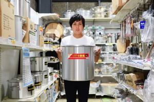 プロの料理人が集う厨房用品店テンポスバスターズは素人にも大興奮の場所だった