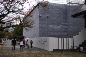 阿蘇神社の現在の様子と、門前町商店街をひさしぶりにブラブラ旅