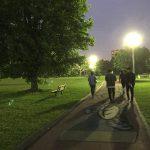夜の江津湖でホタル鑑賞!子どもたちも嬉しい、昼は水...