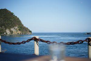 熊本なのに「横浜」?天草の海辺カフェが絶景だった