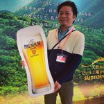 ビールといえばサントリー♪サントリービール工場熊本...