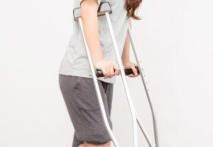 【体験談】右足の骨折から日常生活を取り戻すまでの3か月