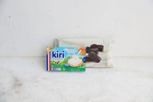 セブン「濃厚ガトーショコラ」にkiriクリームチーズをプラスしたら贅沢の極みに