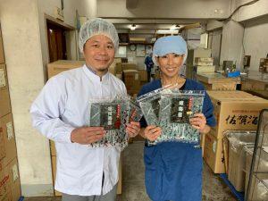和歌山県加太の海苔工場に潜入♪無数の人形と無数のパンツ。加太の淡嶋神社も!