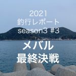 【やなの釣行レポート season3#3】メバル最...